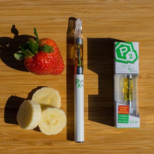 P2 1g Vape Cartridge by Pure Xtracts