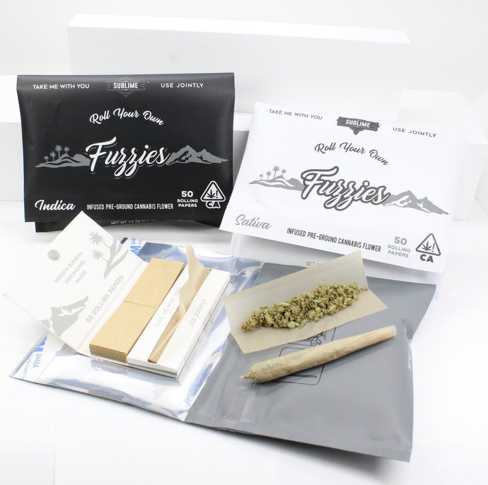 Roll-Your-Own Infused 1/8th Oz. Pouch by Sublime