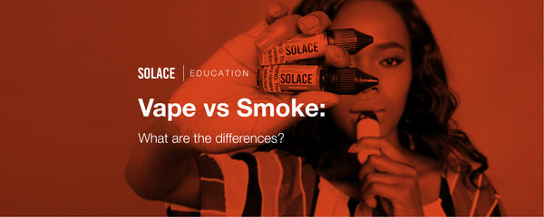 What are the Main Differences Between Vapor and Smoke?