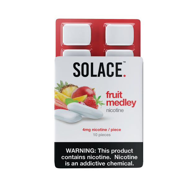 Solace Chew - Fruit Medley 4mg