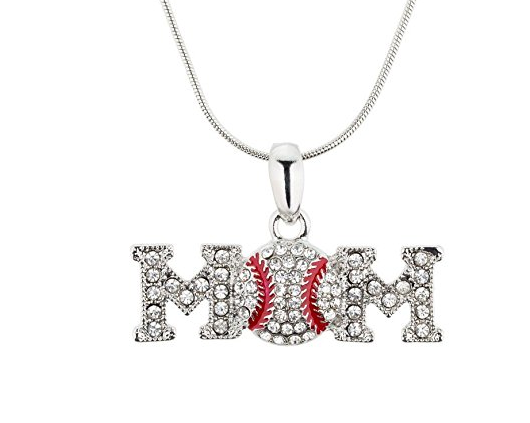 Baseball Mom Necklace
