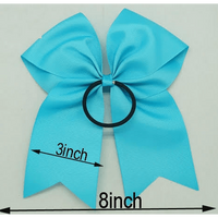 Cheer Bows  / Customizable Hair Ties