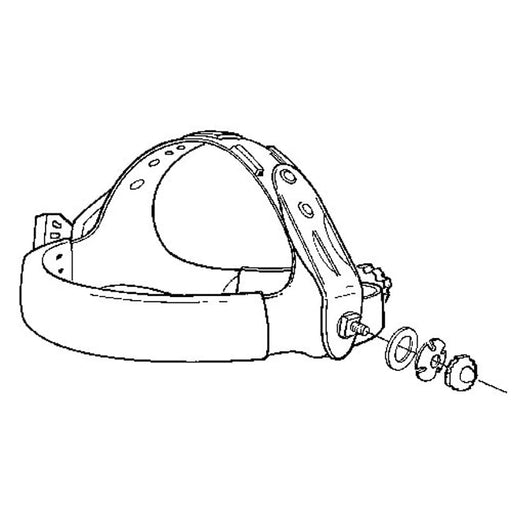 Attachments Head Harness 9000 3M Speedglas