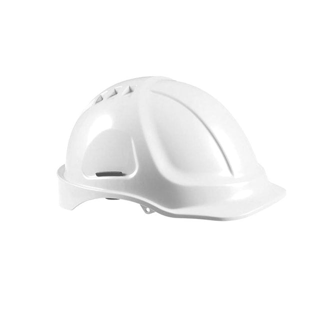 Safety Helmet White with Ratchet Harness for Speedglas 9100 QR