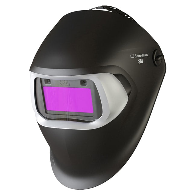 Speedglas 100 Black Helmet Shell Only Excluding Lens and Harness