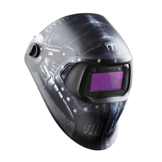 3M Speedglas Graphic Welding Helmet 100 Trojan Warrior