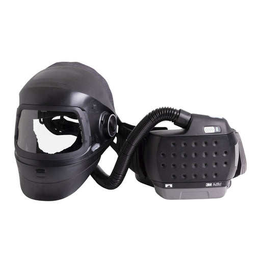 3M™ Heavy-Duty Powered Air Purifying Respirator with Light-Weight Clear Visor