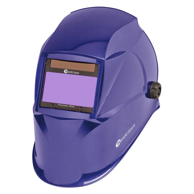 Weldclass Promax 350 Welding Helmet Blue