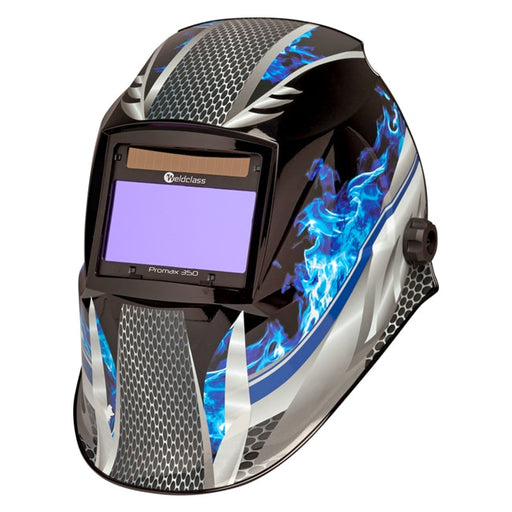 Weldclass Promax 350 Welding Helmet Fire Metal