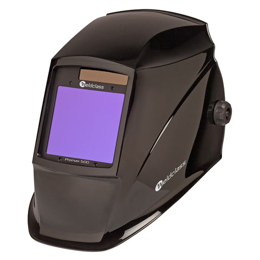 Weldclass Promax 500 Welding Helmet Black