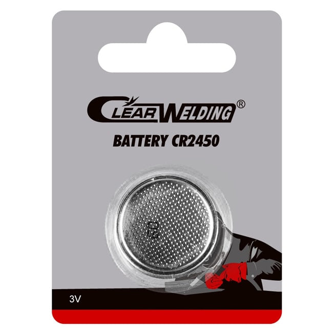 Battery CR2450 ClearWelding