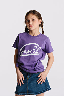Classic Crew82 / Girls Youth Short Sleeve T-Shirt