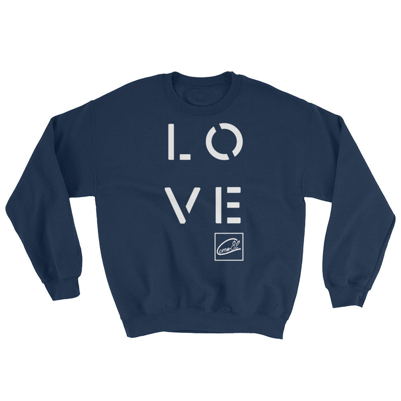 LOVE / Womens Sweatshirt