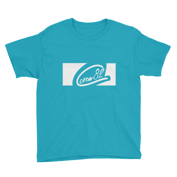 Classic Crew 82 Pop / Unisex Youth Short Sleeve T-Shirt