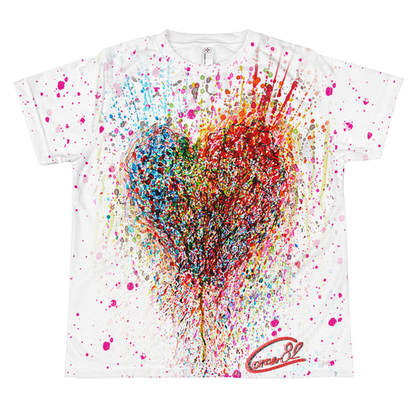 Heart / Girls Youth T-shirt