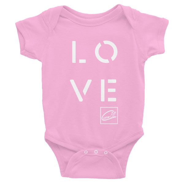 LOVE - Infant Bodysuit