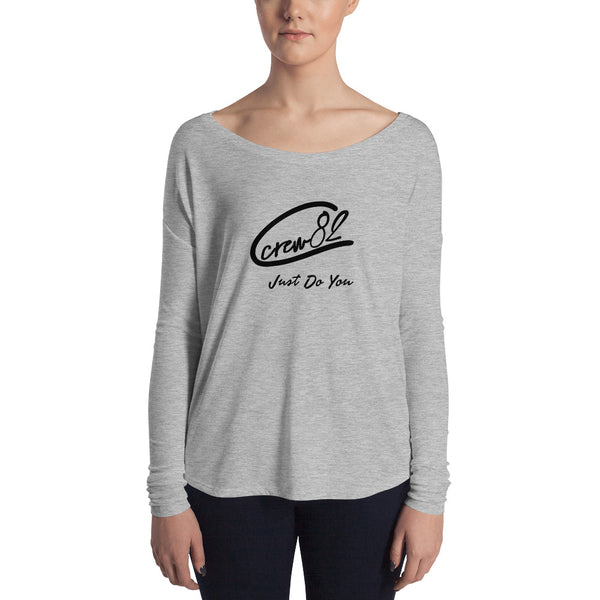 Classic Crew82 / Womens Long Sleeve Tee