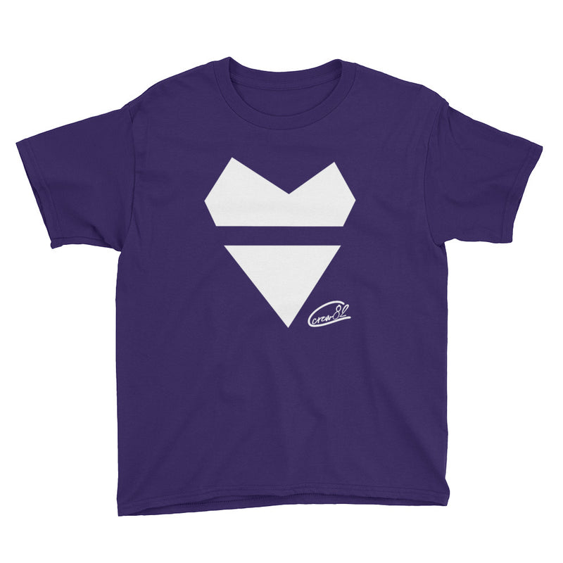 Big Heart / Youth Short Sleeve T-Shirt