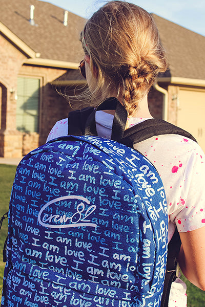 I Am Love Backpack