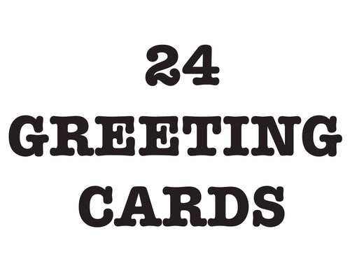 24 Cards/Bulk Greeting Card/LGBTQ Greeting Cards/Funny Greeting Cards/Christmas Cards/Birthday Cute Cards/Christmas Card Set