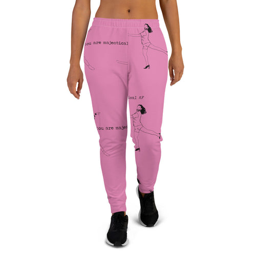 Jonathan Van Ness Jogging Pants/Fab 5/Queer Eye/LGBTQ Gift/Pyjamas Gay Gift/Queer Birthday/Sweatpants/You are majestical AF
