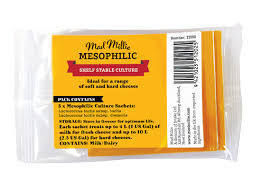72998 Mesophilic Culture 5 Sachet Pack SKU# 72998 (FREE SHIPPING)