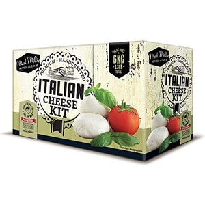 Mad Millie Italian Cheese Kit.