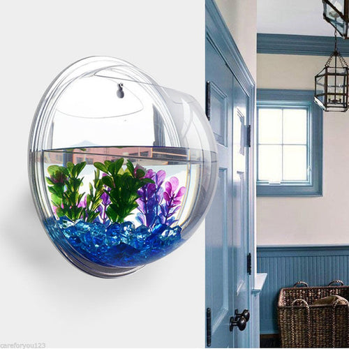 Wall-mounted Home Decor Tank