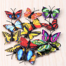 4 set cute butterfly For terrariums