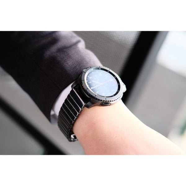 Ceramic Stainless Steel Samsung Gear S3 Band