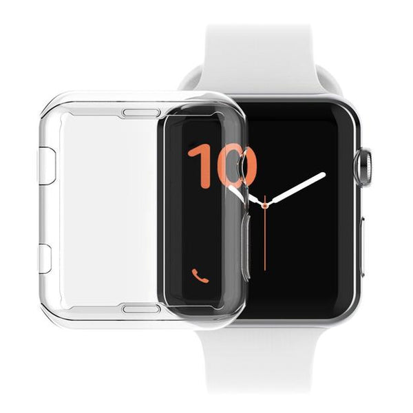 TPU Transparent Apple Watch Protection Case