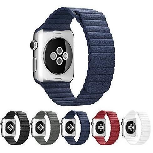 Leather Loop Apple Watch Band