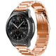 Rose Gold Stainless Steel Samsung Gear S3 Band