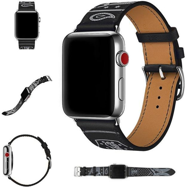 Single Tour Eperon Apple Watch Band