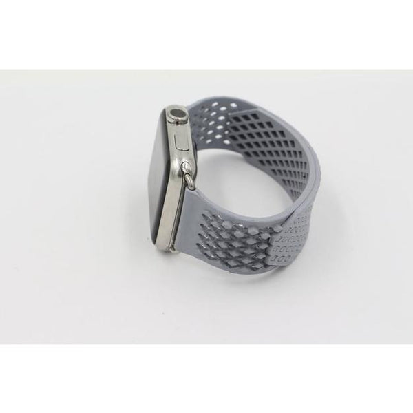 Diamond Lattice Apple Watch Band