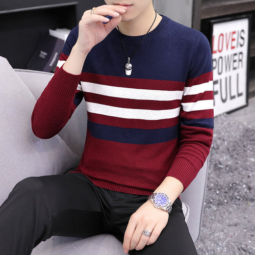 Men's Plush Sweater