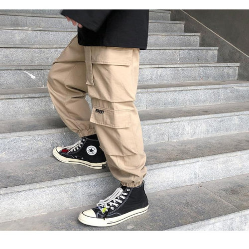 Men's Ultra Laid Back Loose Fit Cargo Pants