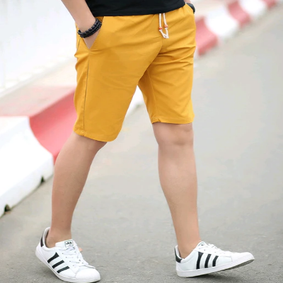 Men's Mid Waist Classic Casual Shorts