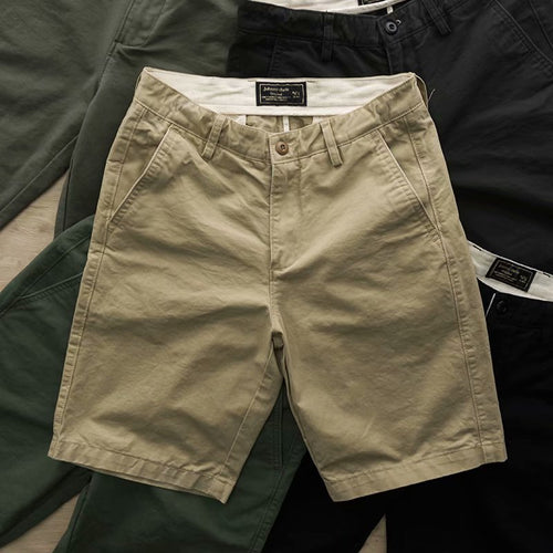 Men's Tooling Five- Point Shorts