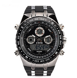 Men's Multifunction Waterproof Watch