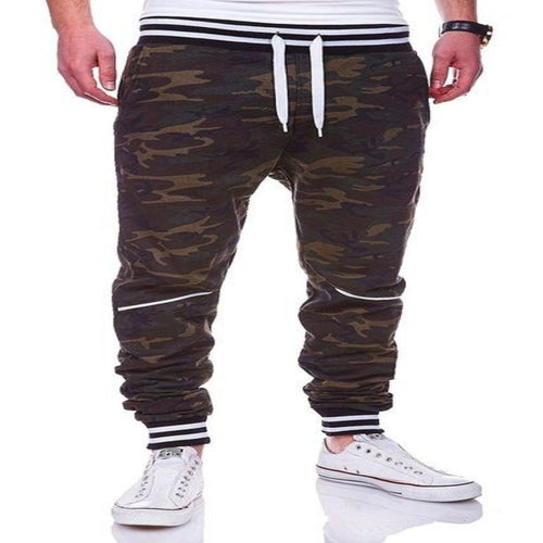 Men's Loose Fit Low Waist Joggers