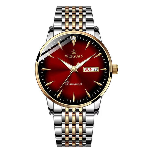 Men's Ultra Stylish Automatic Quartz Watch