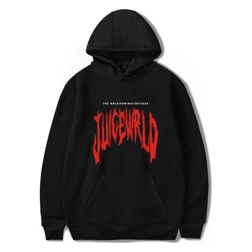 Men's Long Sleeve 'JUICEWRLD' Hoodie