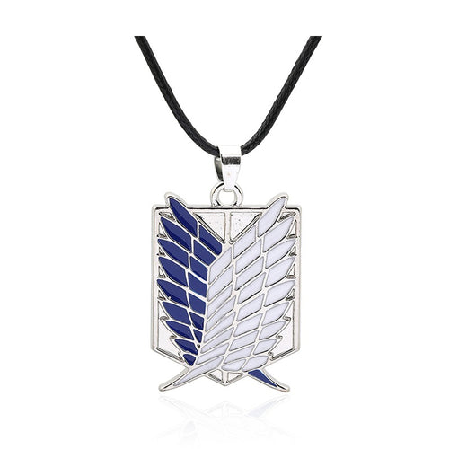 Men's ATTACK ON TITAN Corp Sigil Necklace