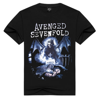 Men's Avenged Sevenfold Band Tee