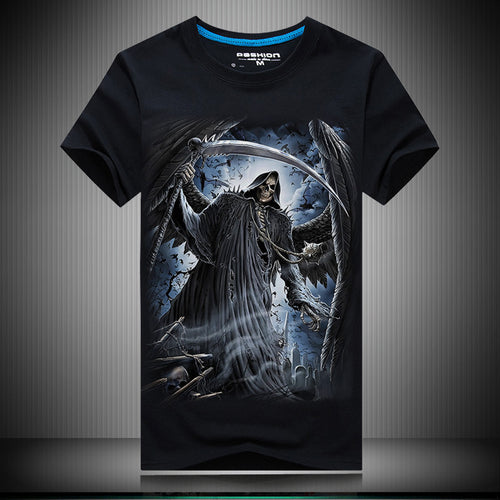 Men's Angel of Death Graphic Tee