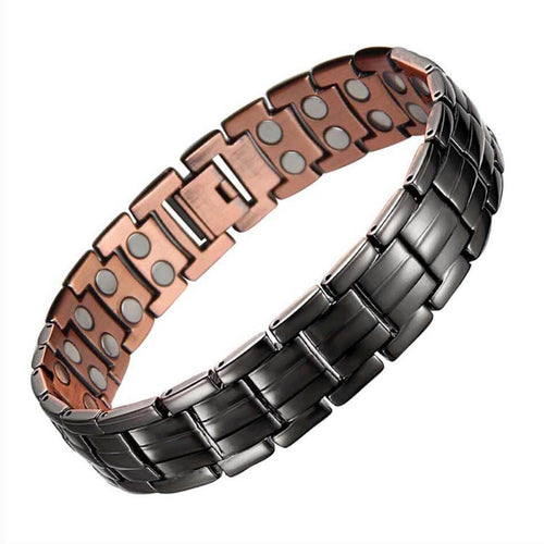 Men's Magnetic Chain Linked Bracelet