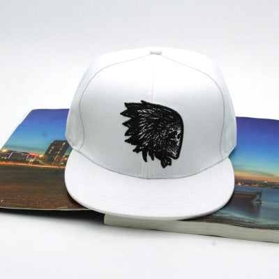 Men's Embroidered Apache Baseball Cap