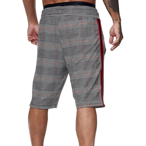 Men's Laid Back Classic Plaid Shorts