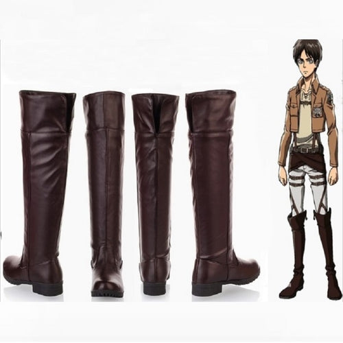 ATTACK ON TITAN'S Signature Corp Uniformed Shoes